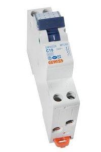 Gewiss Installatieautomaat C10   2 Polig   GW-90226