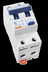 Gewiss Aardlekautomaat B6 | 2-polig | GW95105