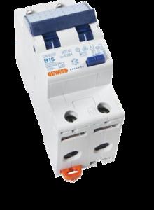 Gewiss Aardlekautomaat B16 | 2-polig | GW95107