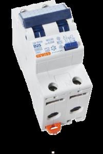 Gewiss Aardlekautomaat B25 | 2-polig | GW-95109