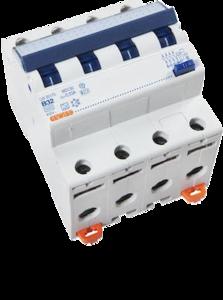 Gewiss Aardlekautomaat B32 | 4-polig | GW95170