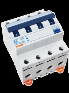 Gewiss Aardlekautomaat C16 | 4-polig | GW-94367