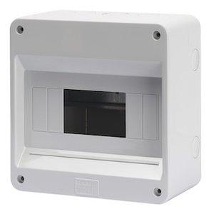 Gewiss Verdeelkast 40CD IP40 · 8 Modules · GW40026