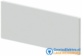 Blinde Afdekpanelen (CDK) - GW40492 - 18 modules