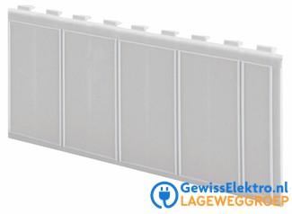 Module afdek profiel · Grijs - GW40423 - 4,5 Modules