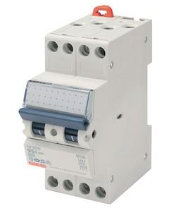 Gewiss Installatieautomaat C20 | 4 polig - 2M| GW90288