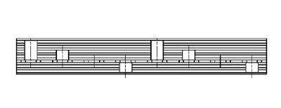 Kamrail 3 Fase - 8 module