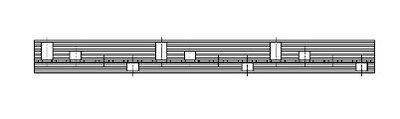 Kamrail 3 Fase - 12 module