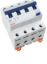 Gewiss Aardlekautomaat B10 | 4-polig | GW95166 | Alamat
