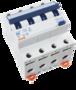 Gewiss Aardlekautomaat B25 | 4-polig | GW95169