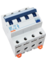 Gewiss Aardlekautomaat C16 | 4-polig | GW94367